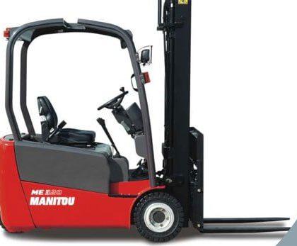 Wózek widłowy elektryczny Manitou ME320