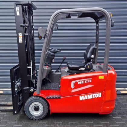 Nowy wózek widłowy elektryczny Manitou ME318