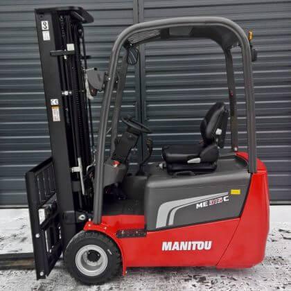 Nowy wózek widłowy elektryczny Manitou ME315C