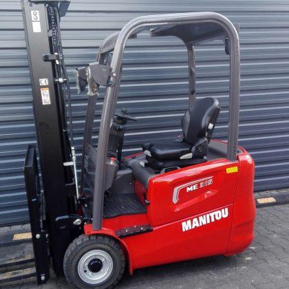 Nowy wózek widłowy elektryczny Manitou ME315