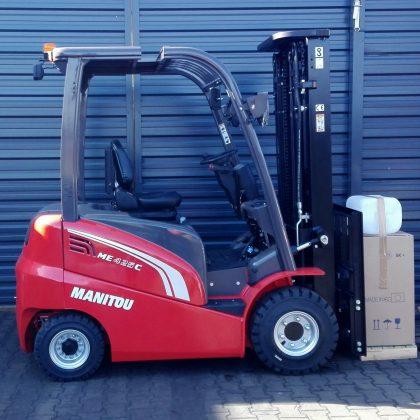Nowy wózek widłowy elektryczny Manitou ME425C