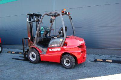 Nowy wózek widłowy Manitou MI25D