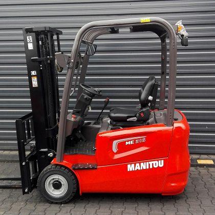 Nowy wózek widłowy elektryczny Manitou ME316