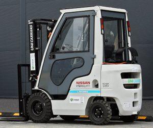 Kabiny wózków do widłowych Nissan